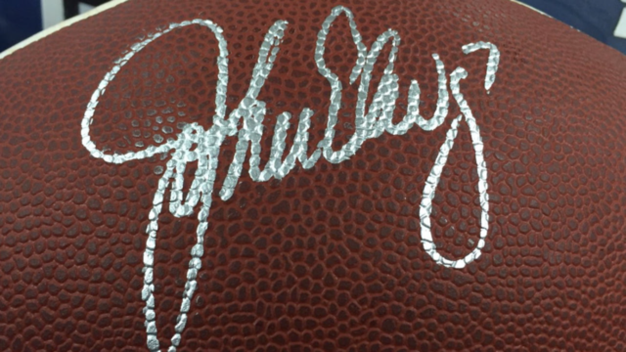 Signature verification: politics vs. memorabilia