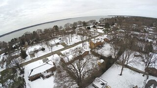 Photos: March snow in Hampton Roads Part 2