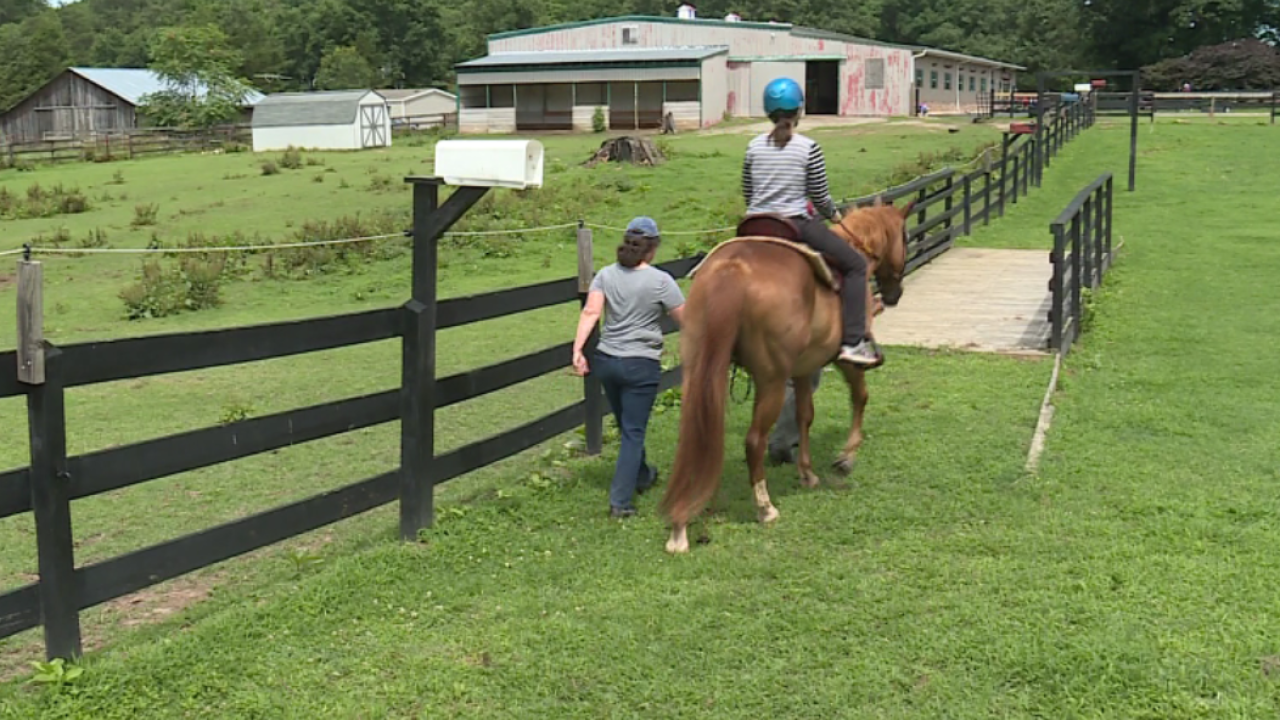 🐎Powhatan farm helps veterans heal with 'courage, confidence andhope'