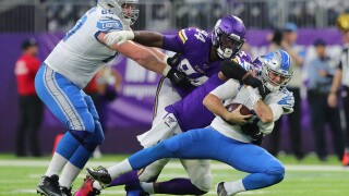 David_Blough_Detroit Lions v Minnesota Vikings