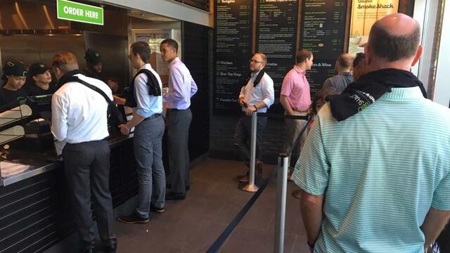 PHOTOS: Shake Shack Opens In Nashville