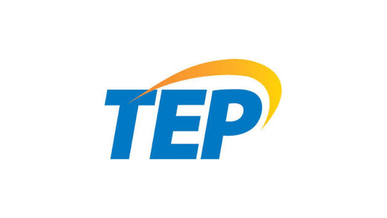 Use TEP app to check for outages, pay bills