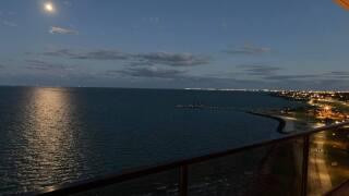 Evening in Corpus Christi