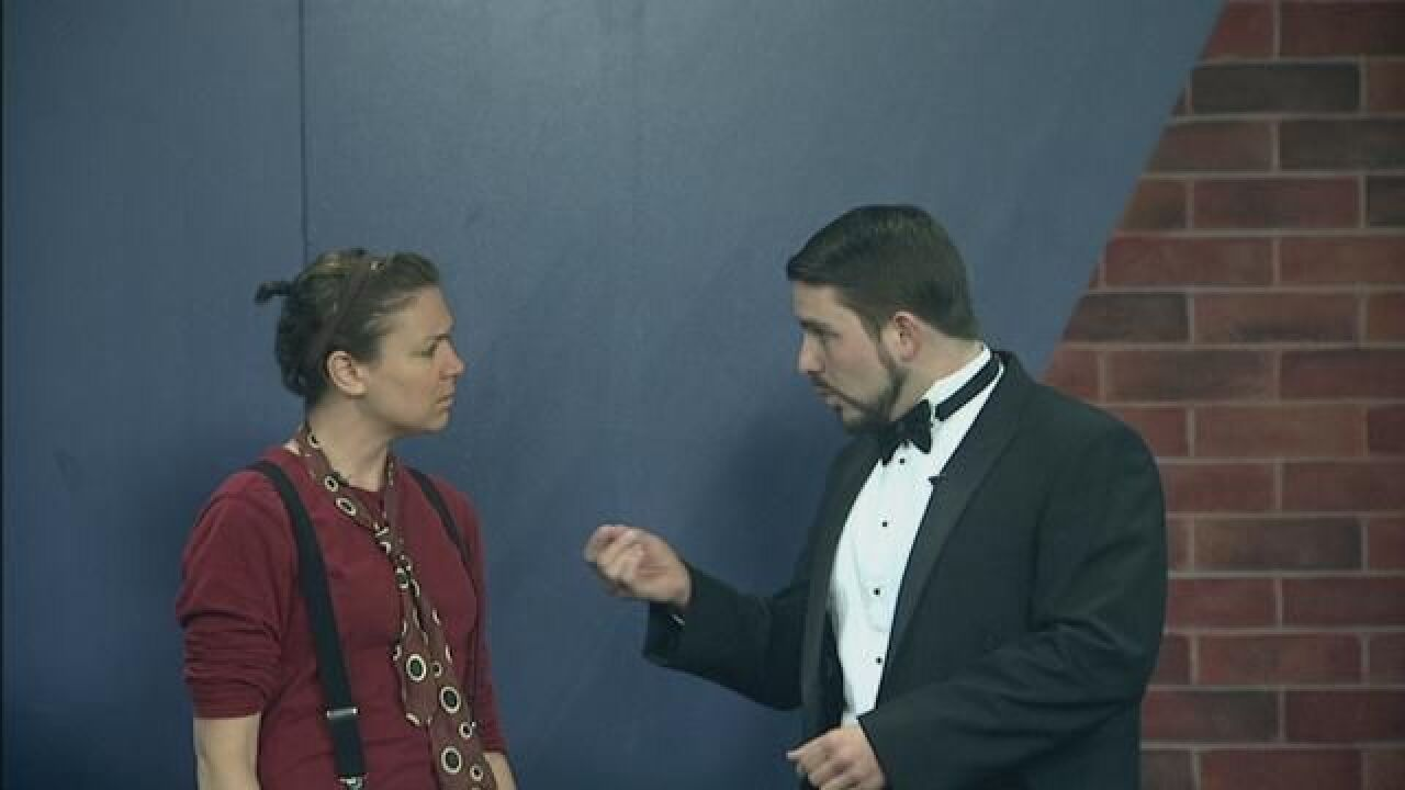 Second Cup: Preview Performance Straight-out of the Southern Shakespeare Festival