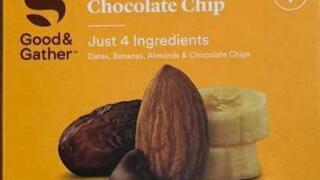 FDA recall: Banana Chocolate Chip Date & Nut Bar, may contain almonds