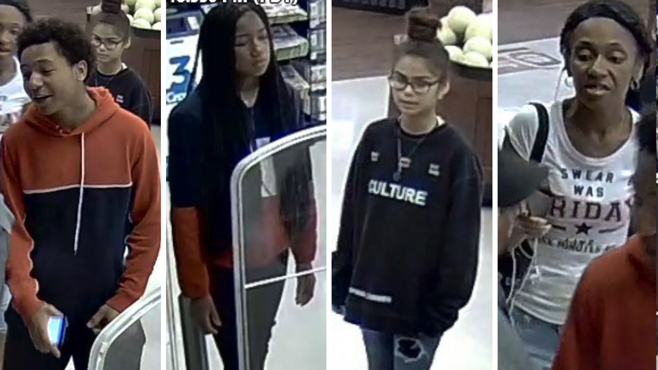 Albertson's Robbery Suspects