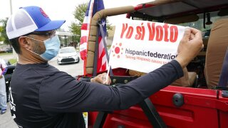 Election 2020 Hispanic Vote