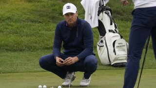 Jordan Spieth chasing Grand Slam and hardly anyone notices