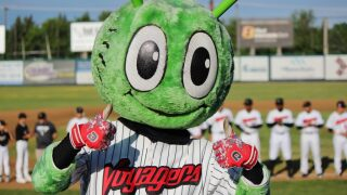 Photos: Play Ball! Great Falls Voyagers open the season against Missoula