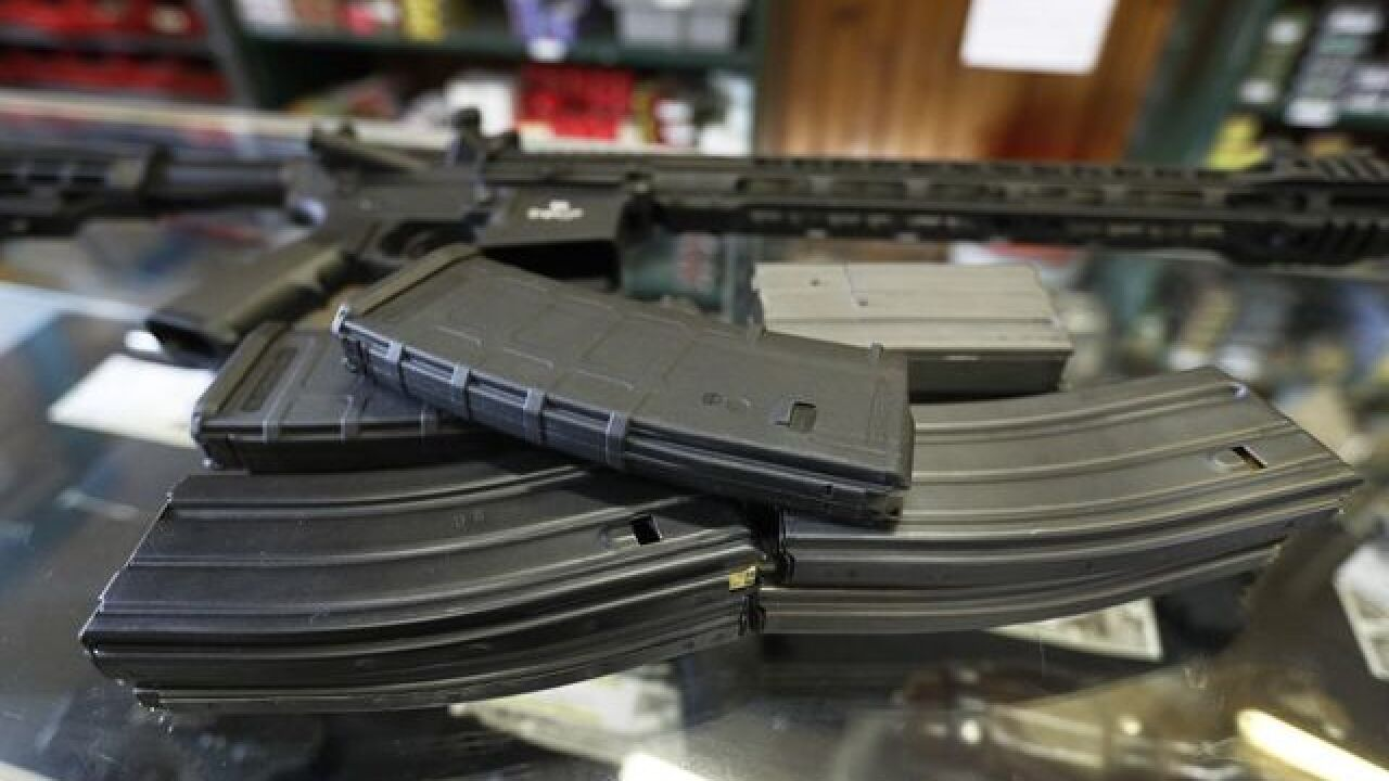 Colorado Dems want to allow judges to seize guns from people in crisis, but need GOP support