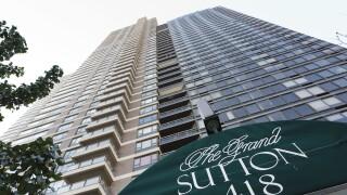 New York Apartment building
