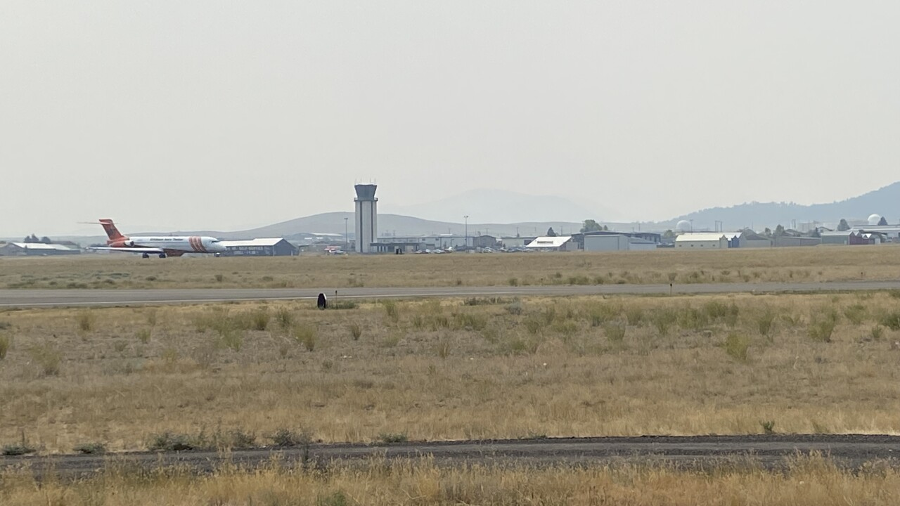 Helena Airport Tanker