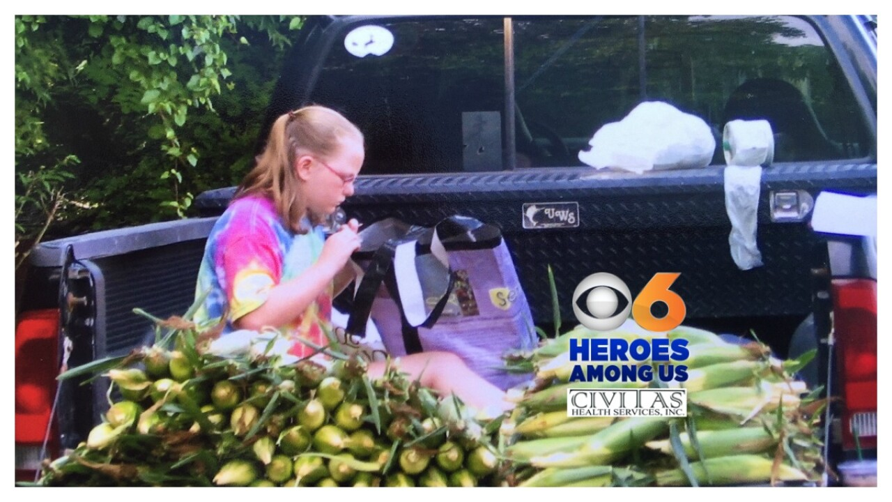 How a Hanover high school student is making sure people don't gohungry