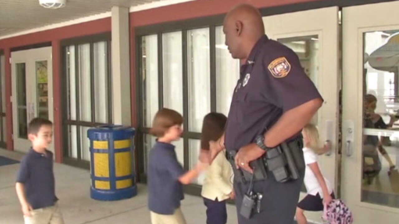 St. Lucie County school resource officers trained for new school year