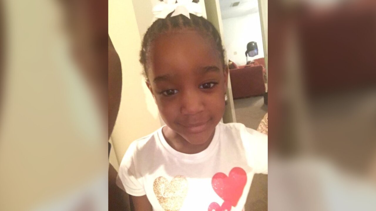 Taylor Rose Williams: Remains found in Alabama confirmed to be missing 5-year-old