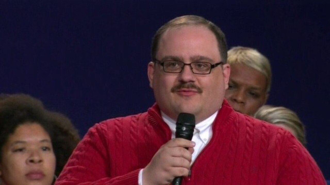 Ken Bone to be Jimmy Kimmel special correspondent for UNLV debate