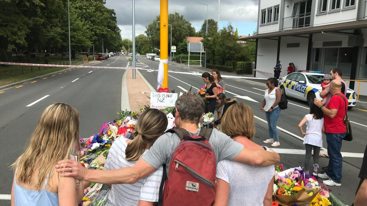 The race to identify New Zealand terror attack victims