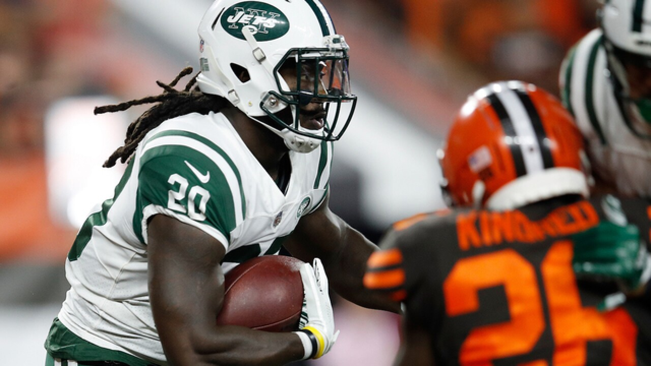 Former Browns running back Isaiah Crowell taunts Browns fans