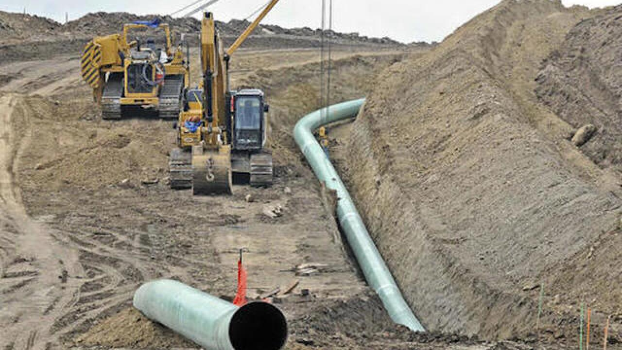 Army to allow completion of Dakota Access oil pipeline