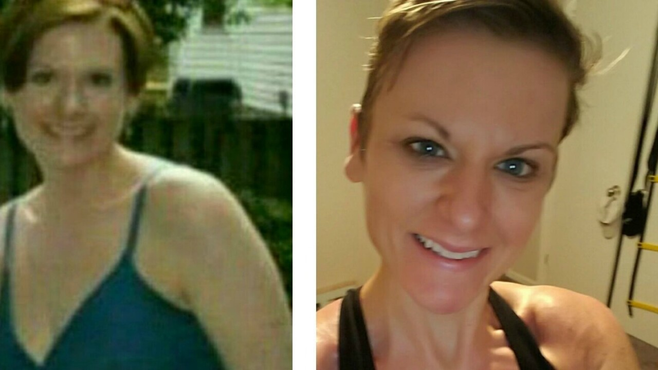 Getting in shape help Jeanette battle alcohol abuse, depression