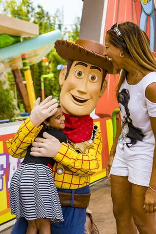 The new Toy Story Land at Disney's Hollywood Studios