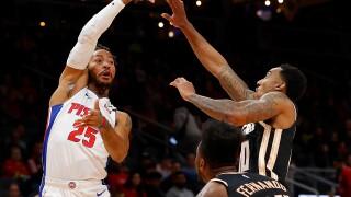 Derrick_Rose_Detroit Pistons v Atlanta Hawks