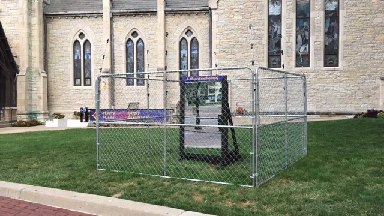 Indy church creates new immigration display