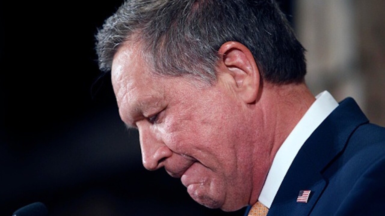 John Kasich doesn't want Electoral College voters to vote for him
