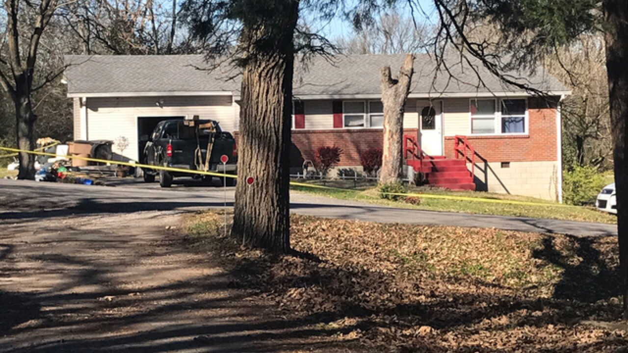 Son Killed In Shooting; Father Arrested
