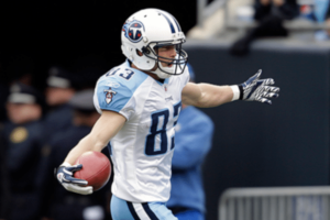 Marc Mariani making the most of second chance with Tennessee Titans