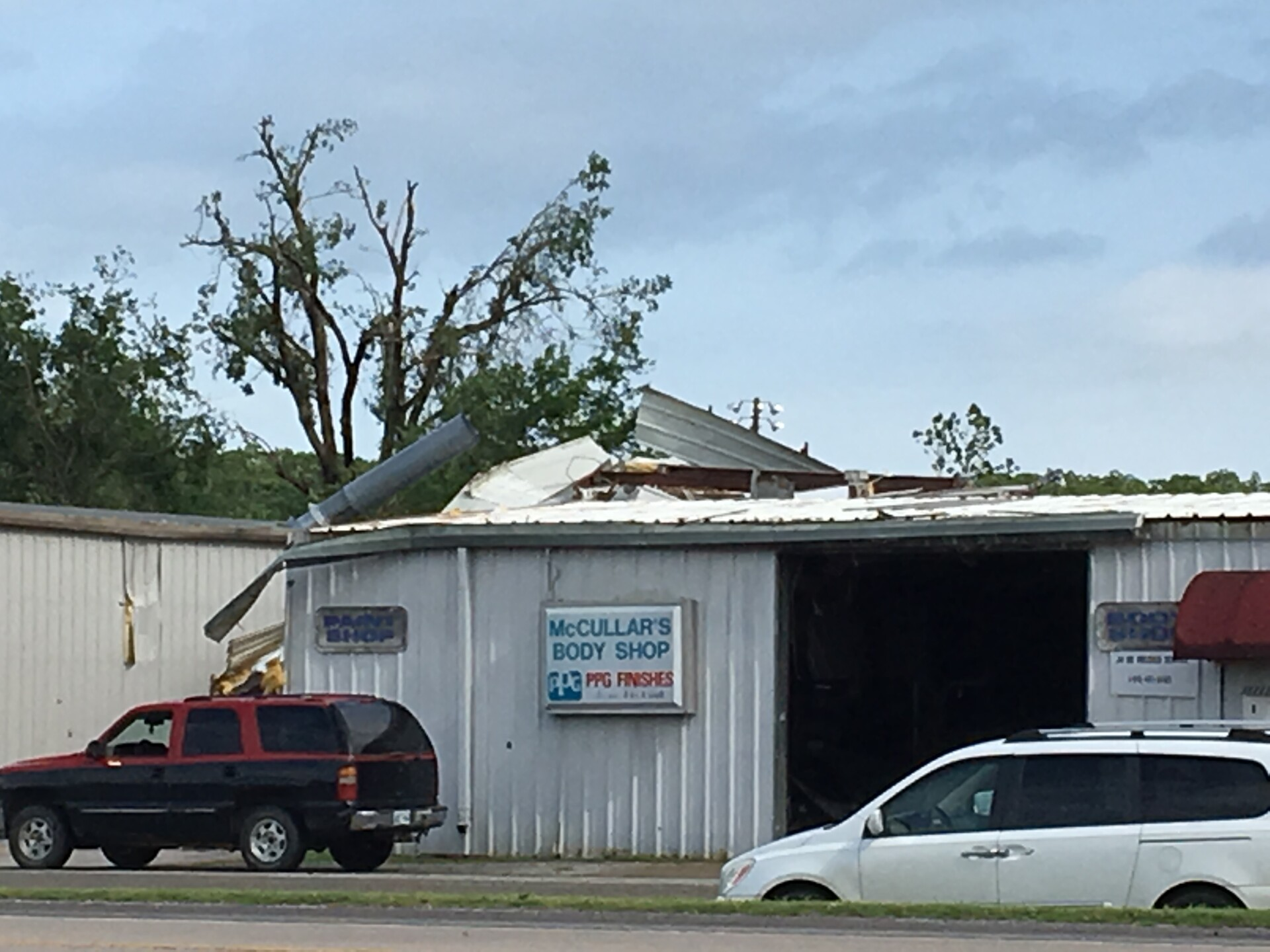Haileyville tornado 3