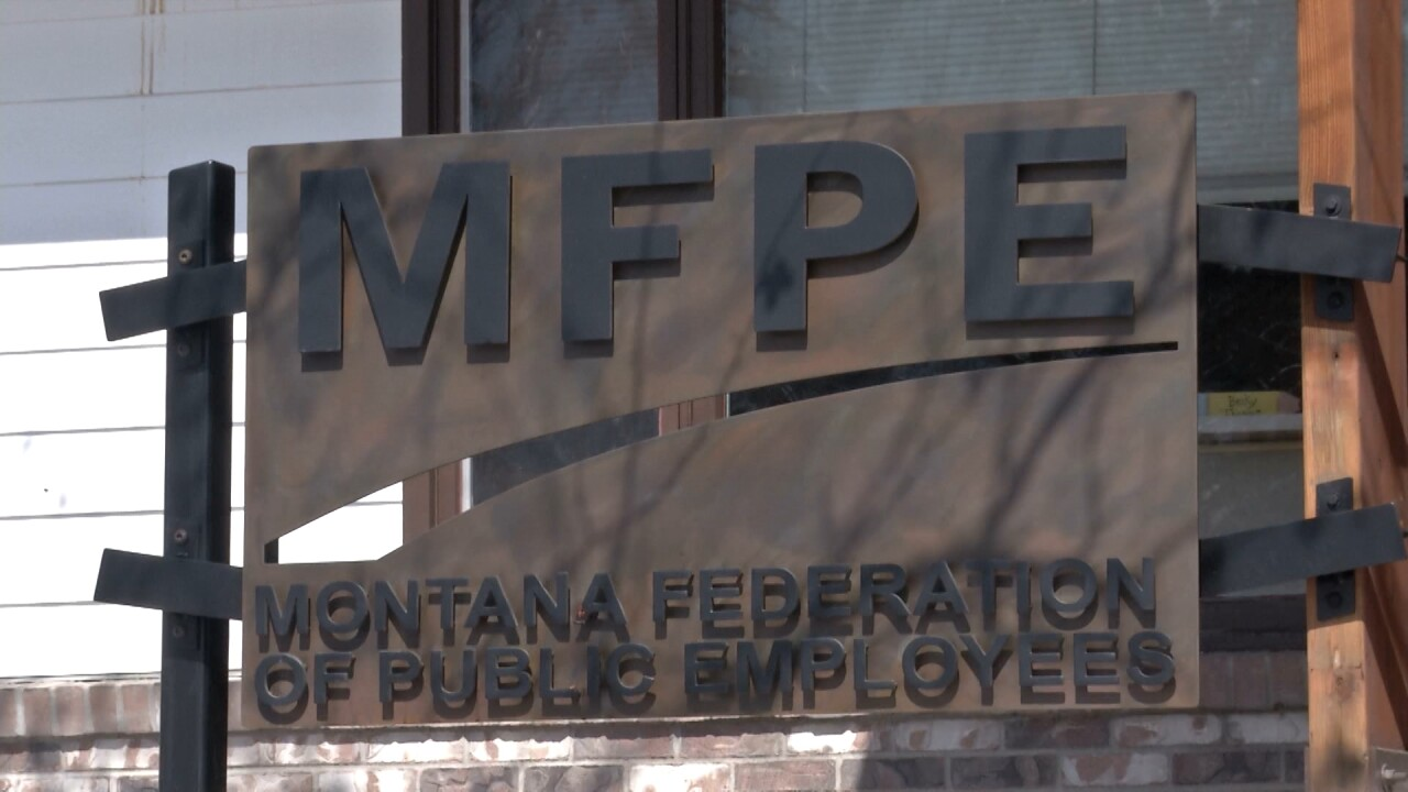 MFPE -- Montana Federation of Public Employees