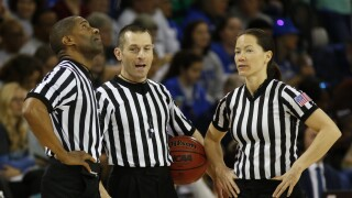 Officiating Puzzle Basketball