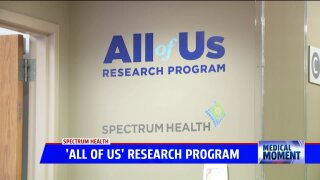 Medical Moment: All of Us Research Program