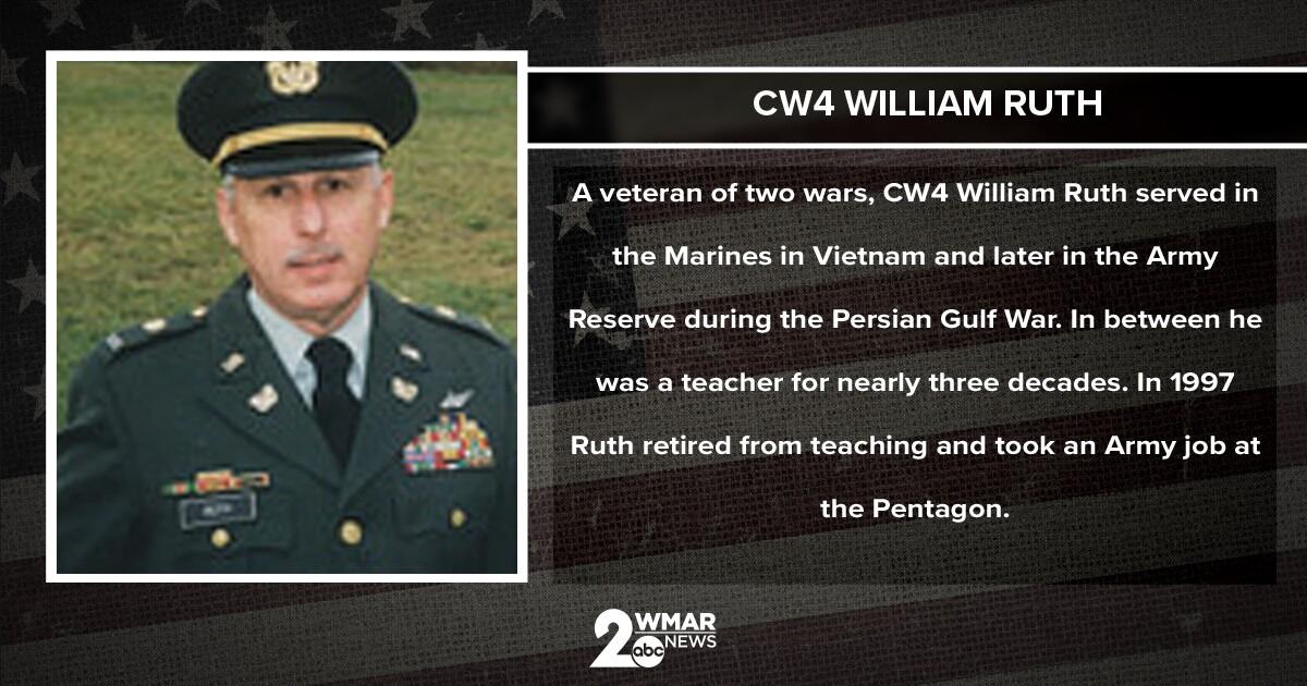 CW4 William Ruth