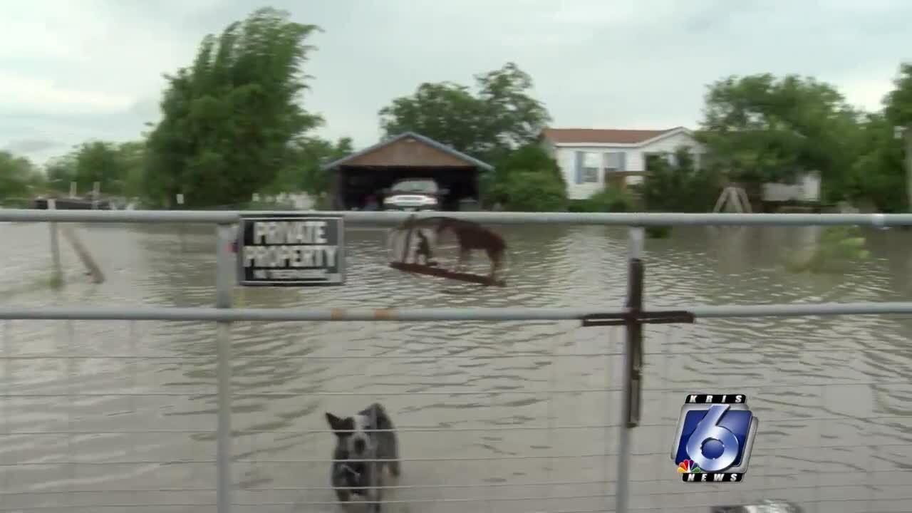 San Patricio County flooding