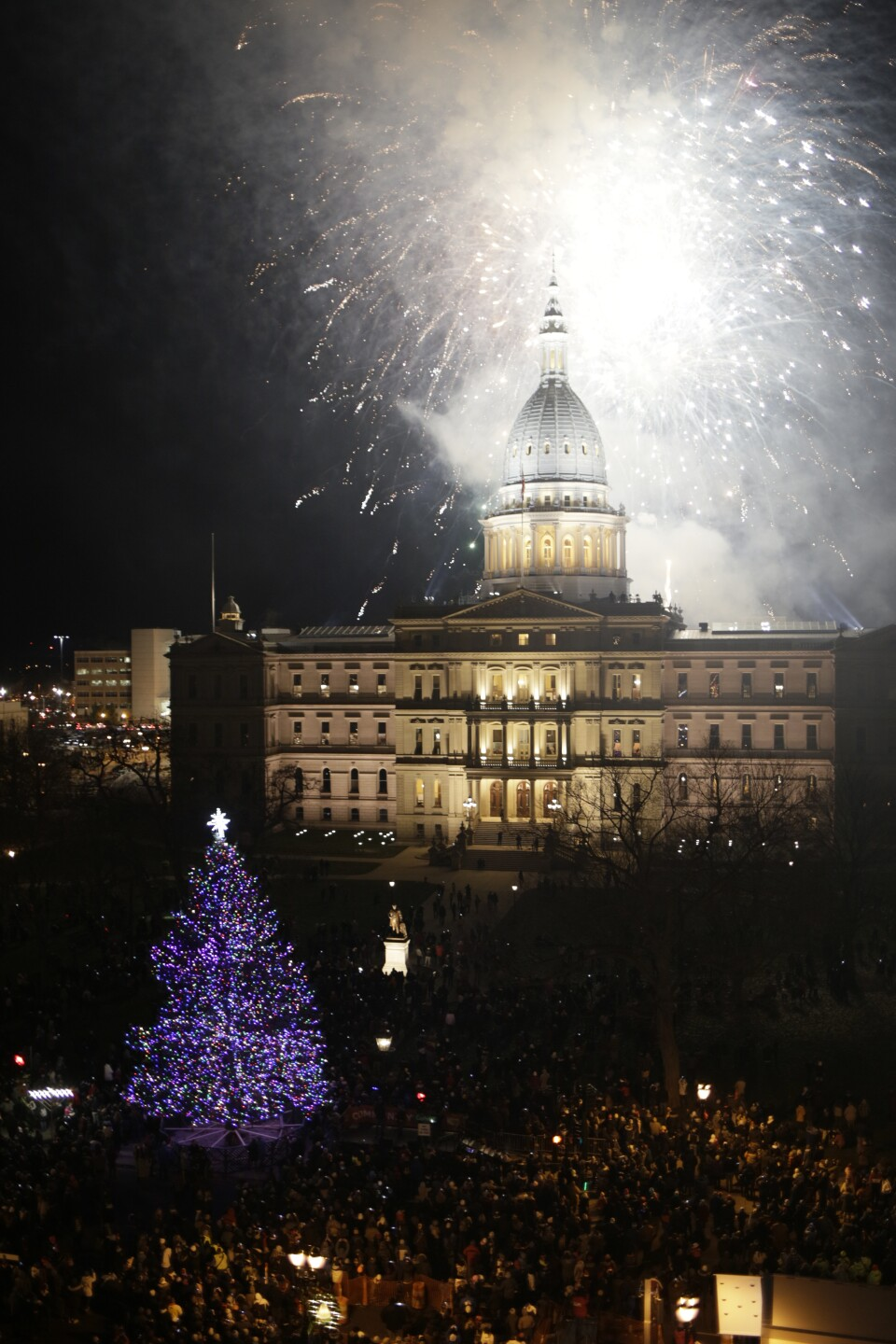 Silver Bells in the City 2019