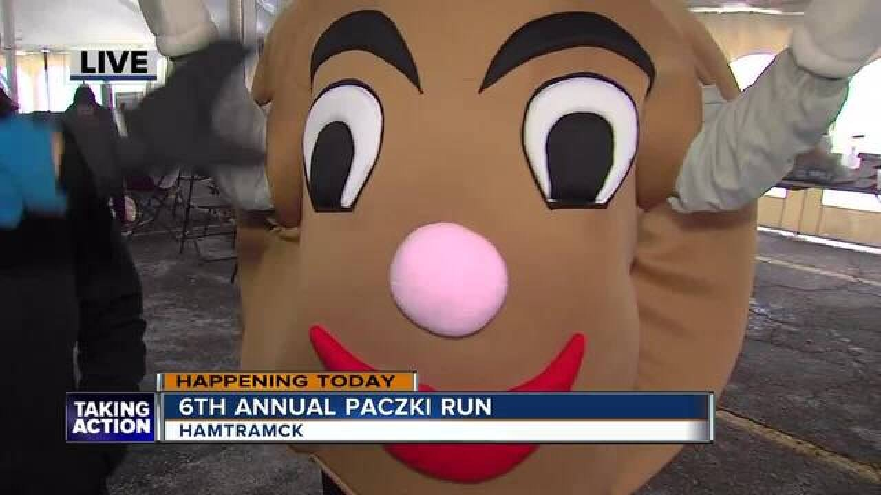 6th Annual 5K Paczki Run
