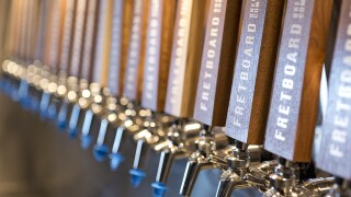 Fretboard Brewing combines brewers' love for music with beer in Blue Ash