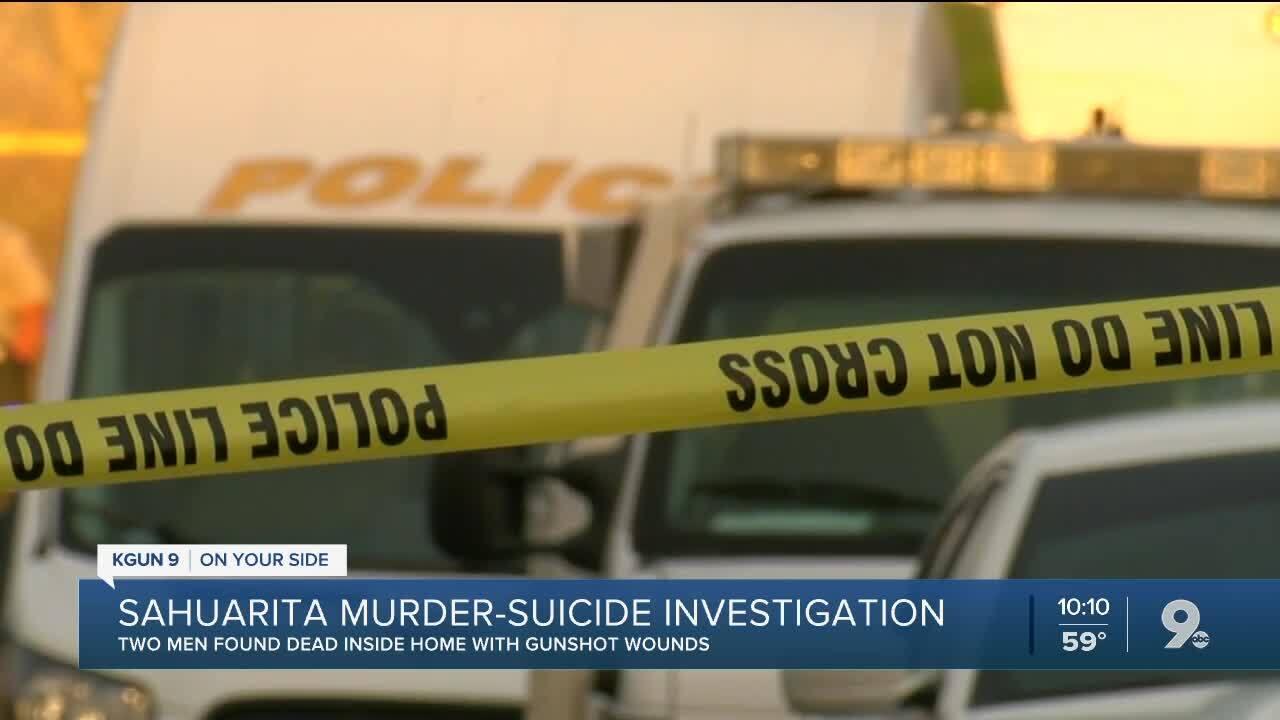 Murder suicide investigation in Sahuarita continues
