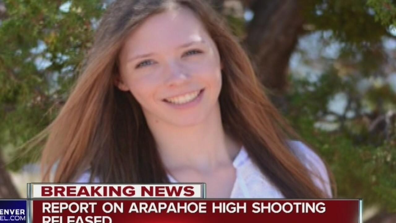 Arapahoe High School shooting report released