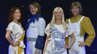 Mamma Mia! ABBA releases first new material in 35 years
