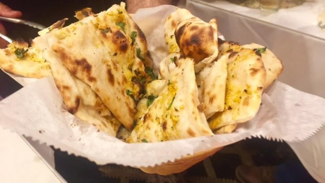 Yes please! Chicken tikka masala at India Palace