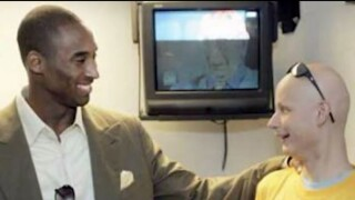 Father recalls son's joy when Kobe Bryant granted his dyingwish