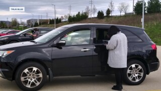 Drive-thru hiring events help job seekers find employment