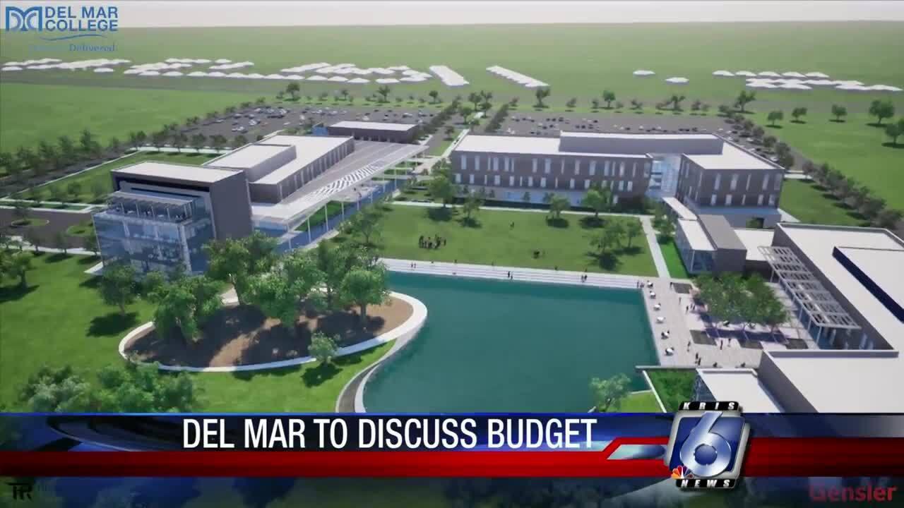 Del Mar College new southside campus