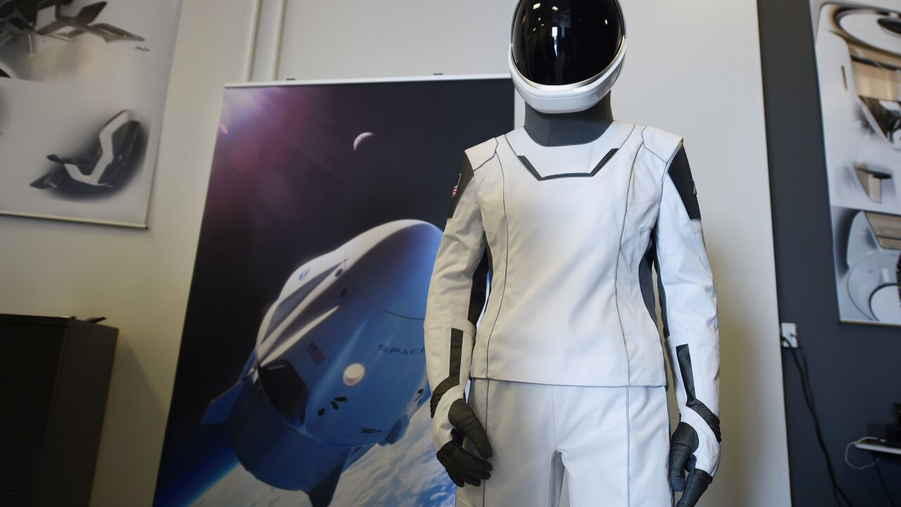 What to wear on Mars: A look at the future of spacesuit technology