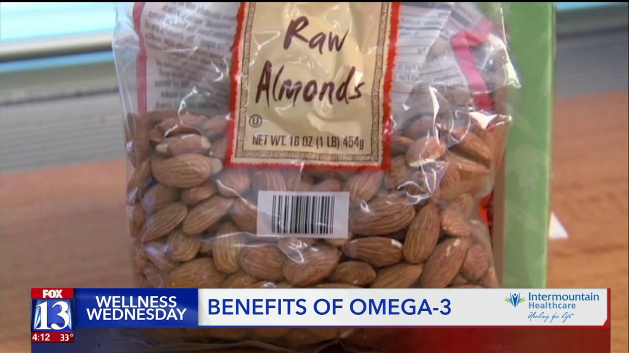 Wellness Wednesday: Should you take Omega-3 supplements?