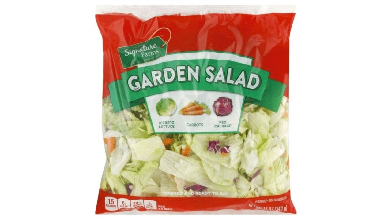 Salad mixes recalled following illness outbreak