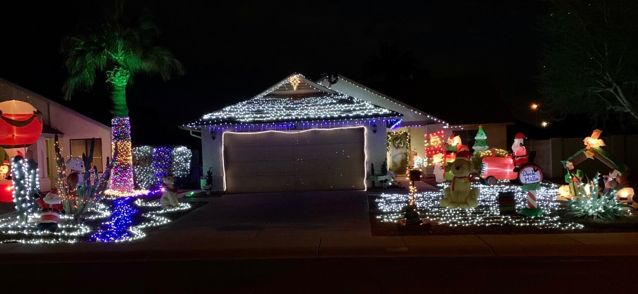Lauren Arrowood Christmas house 1375 N 87th St Scottsdale AZ 85257.jpg